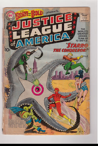 Brave and the Bold 28 PR (.5) 1st app of Justice League of America