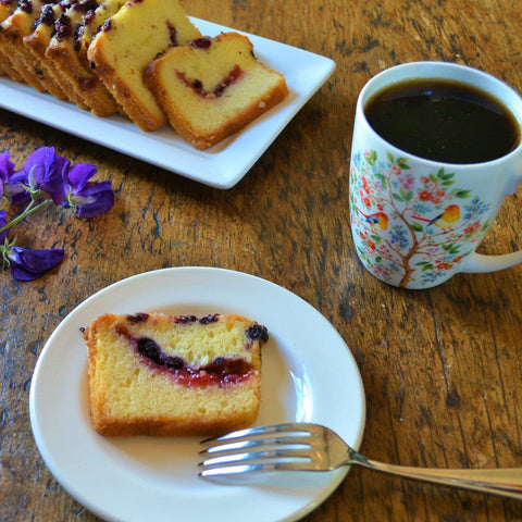 Amy Roloff's Oregon Marionberry Loaf