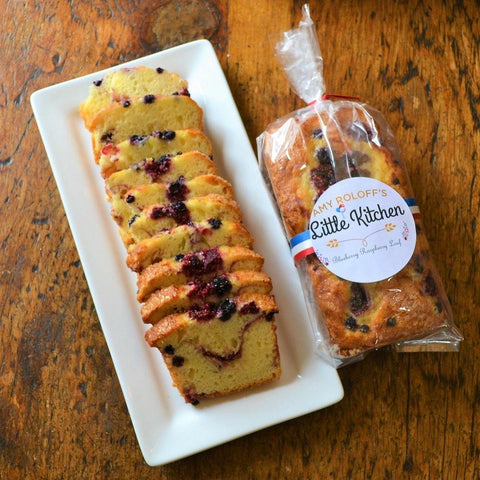 Berry Loaves