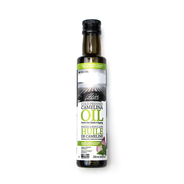 Camelina Oil - Three Farmers