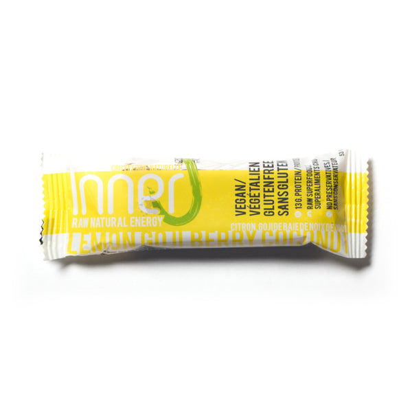 little life box snack bar lemon goji coconut inner j