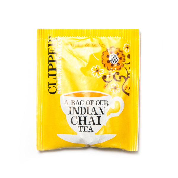 Tea - Indian Chai - Clipper