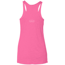 Rosé All Day Ladies' Triblend Racerback Tank