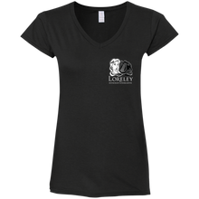 Ladies' 2018 Wolrd Cup V-Neck T-Shirt