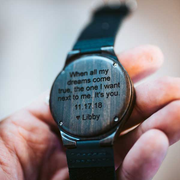 Awesome Quotes to Have Engraved on a Watch