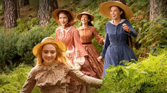 the March Sisters from Little Women