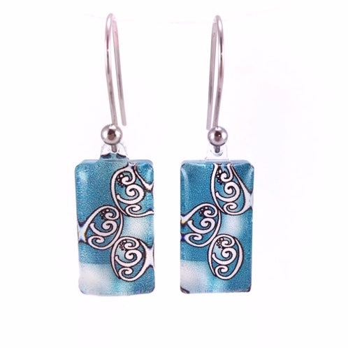 Turquoise Balance Earrings