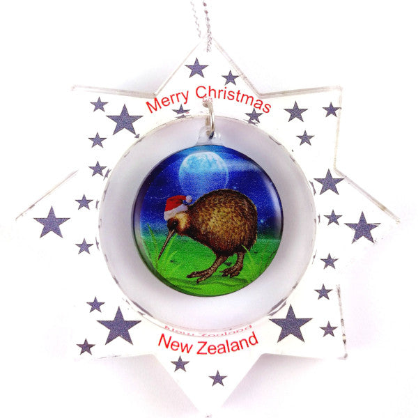 Kiwi Christmas Decoration