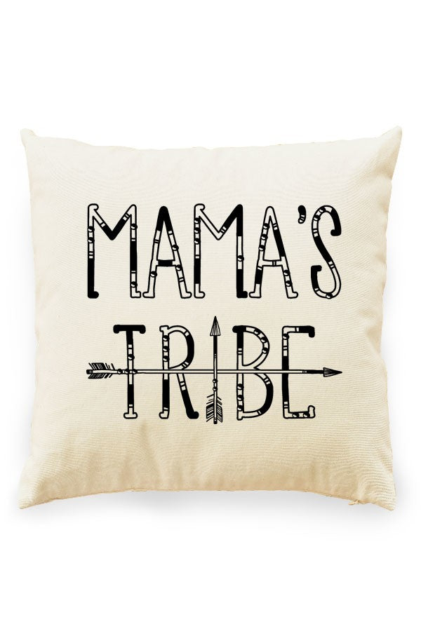 Mama's Tribe Pillow Cover