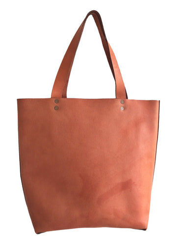 Classic Leather Tote - Various Colors