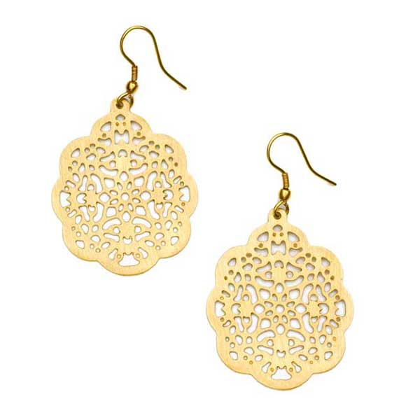 Viti Earrings - Gold or Silver