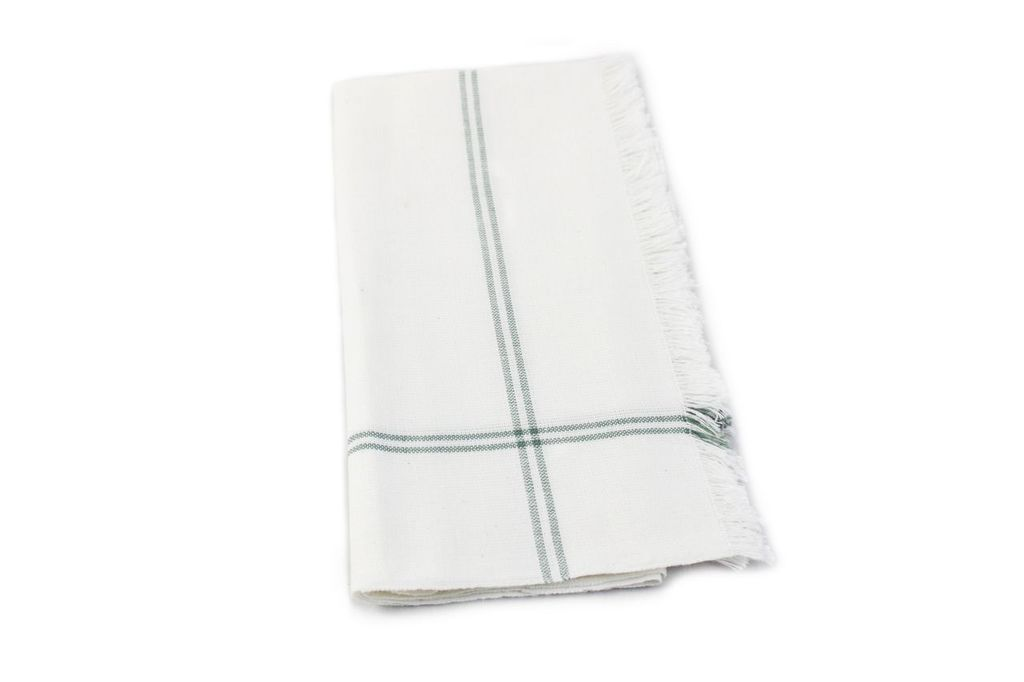 Classic Stripe Napkins - Jade (Set of 4)