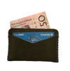 Leather Card Holder - Various Colors