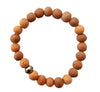 Terra Cotta Bead Bracelet - Various Colors