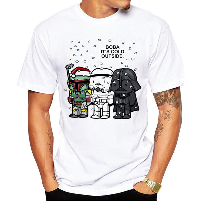 Star Wars T Shirt winter edition