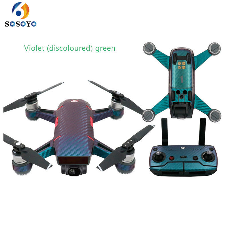 Waterproof Stickers For DJI SPARK - Drone_Holic