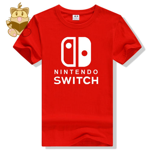 Nintendo Switch Tshirt