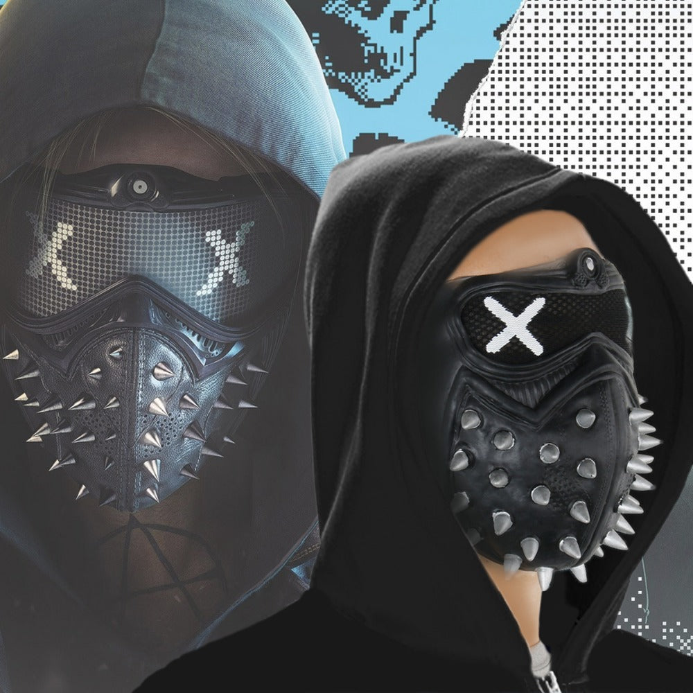 Watch Dogs 2 WD2 Mask