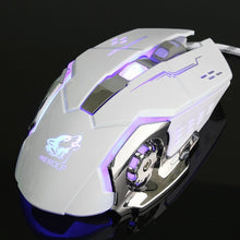 6 Button Macro Programmable Gaming Mouse