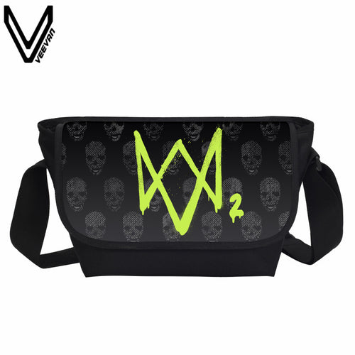 Watch Dogs 2 Messenger Bag