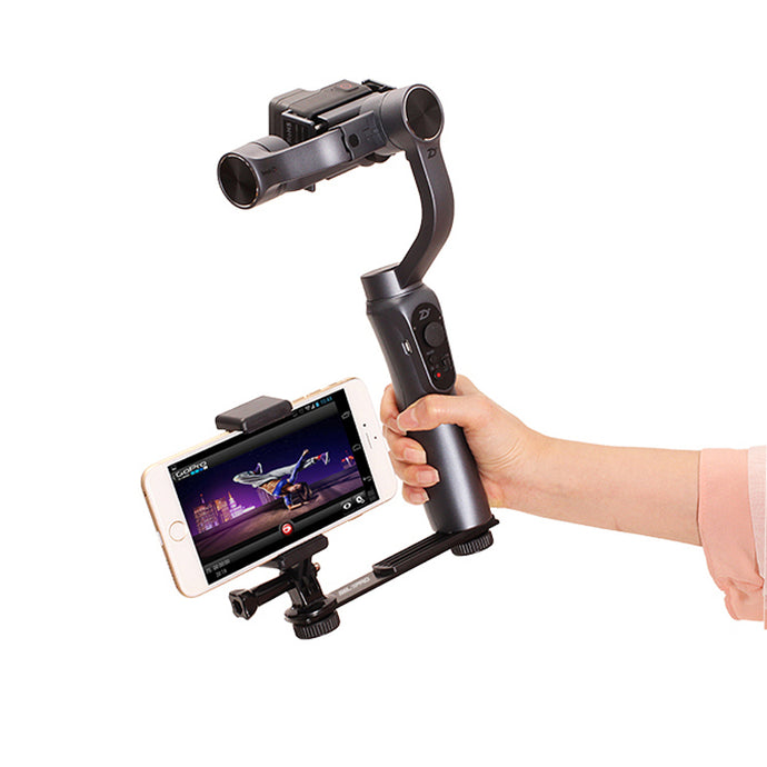 Gimbal Monitor/Light/Phone Mount Adapter (universal)