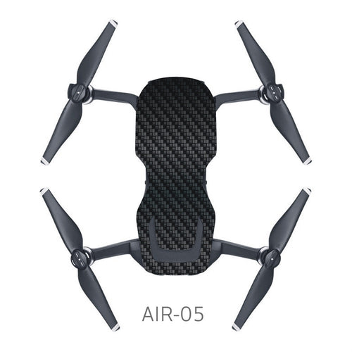 PVC Waterproof Sticker for DJI MAVIC AIR