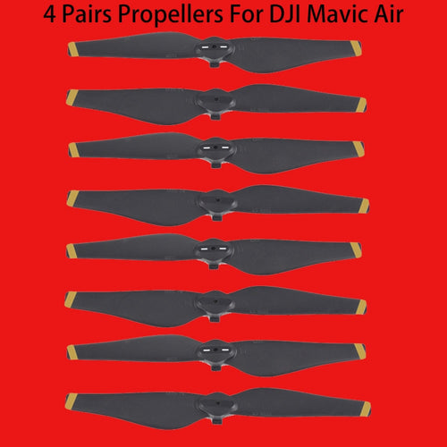 4 pair 8 pcs 5332S Props for DJI Mavic Air