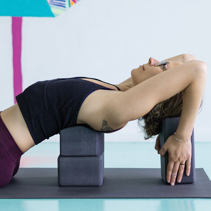 3 Simple Yoga Poses to Promote Lung Heath & Relaxation