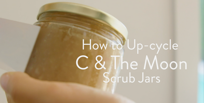 How to Up-Cycle Your C & The Moon Jar - Teaser