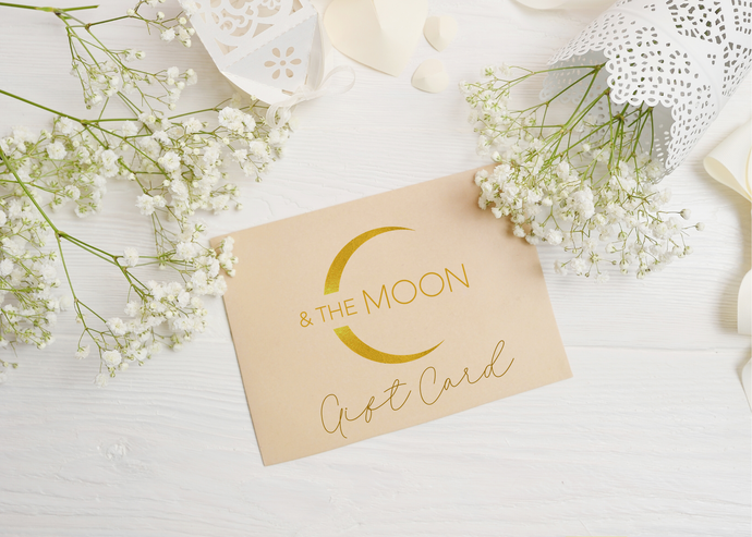 C & The Moon Gift Card
