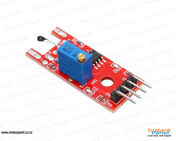 4pin Digital Temperature Sensor Module for Arduino DIY, Temperature Thermistor