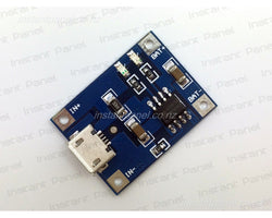 Lithium Battery Charger Module Micro USB