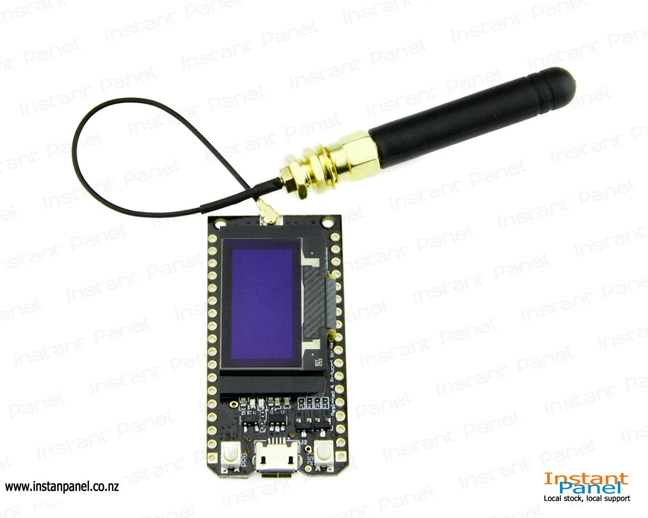 TTGO LORA32 0 96 OLED Display Module, Wifi Blutooth with Antenna