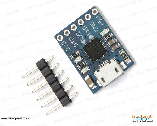 USB to Serial Converter CP2102 Micro USB