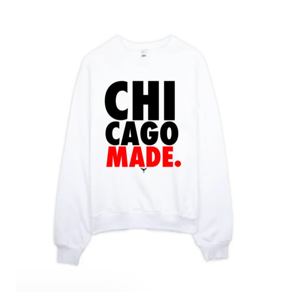Chicago Made Crewneck