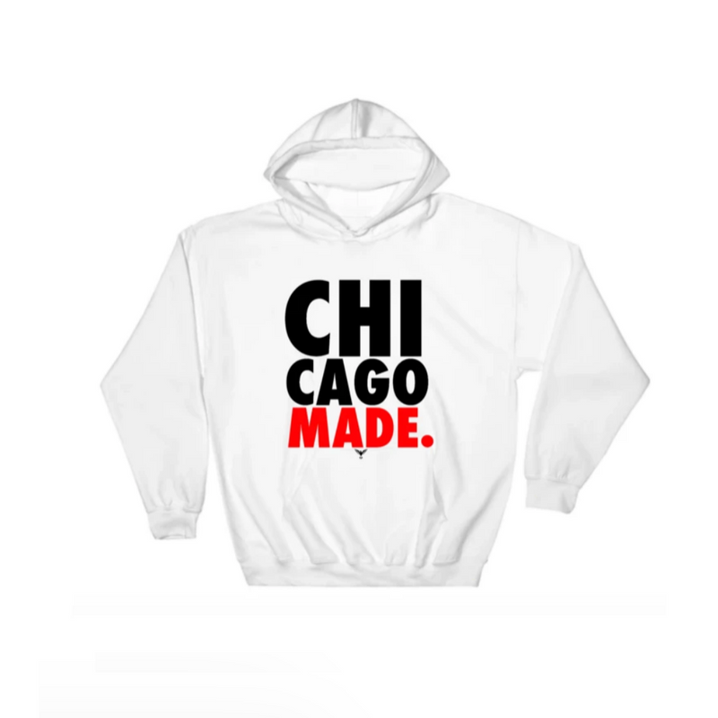Chicago Made Hoodie