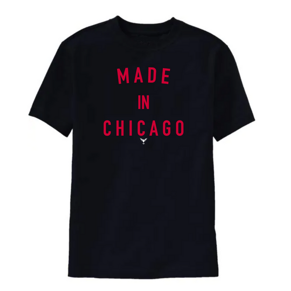 Classic Made In Chicago Tee(Limited Edition)