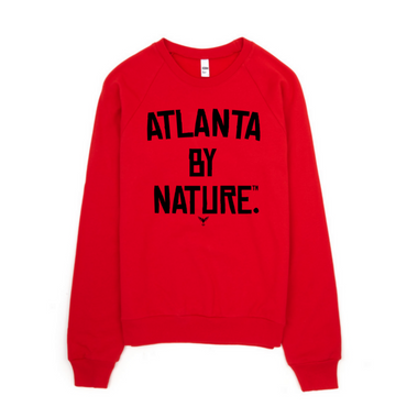 Atlanta By Nature Crewneck(Limited Edition)