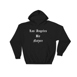 Classic Los Angeles By Nature Hoodie