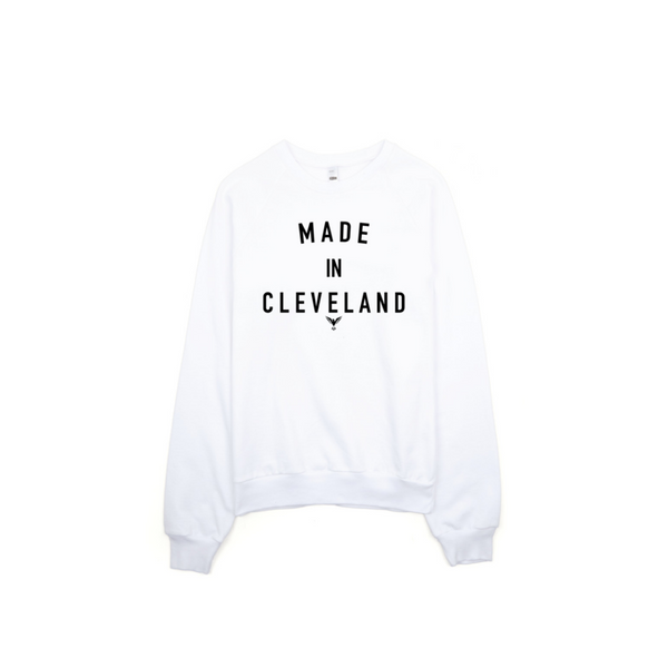 Made In Cleveland Sweatshirt