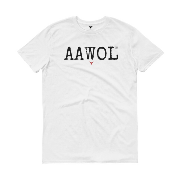 AAWOL Throwback Tee