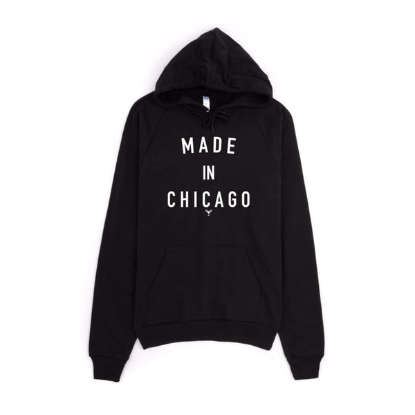 Classic Made In Chicago Hoodie