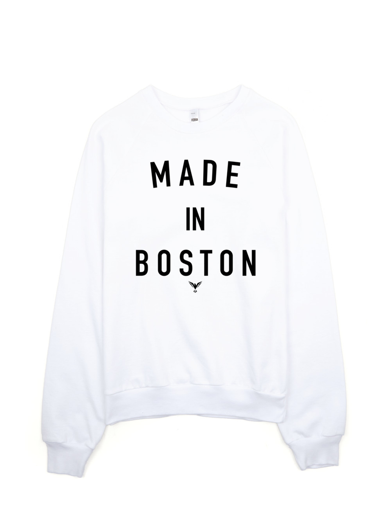 Made in Boston Sweatshirt