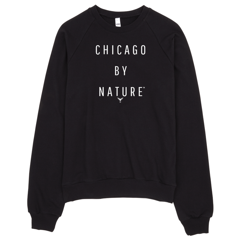 Chicago By Nature Crewneck