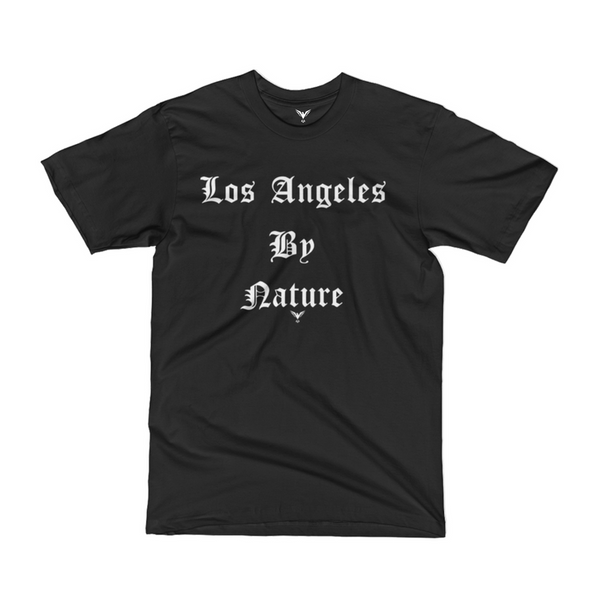 Classic Los Angeles By Nature Tee