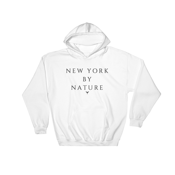 Classic New York By Nature Hoodie