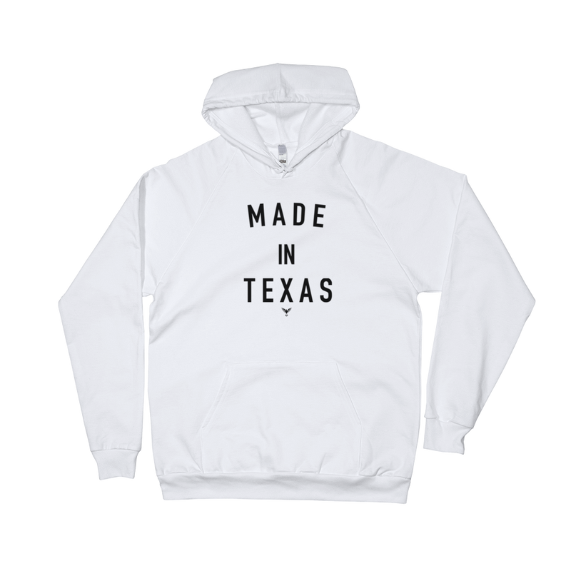 Made In Texas Hoodie