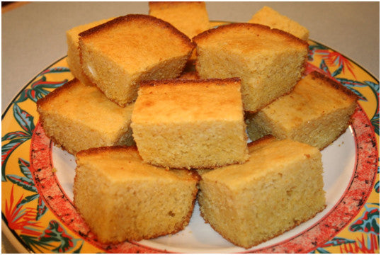 F.I.T. Brine Chipotle Buttermilk Corn Bread