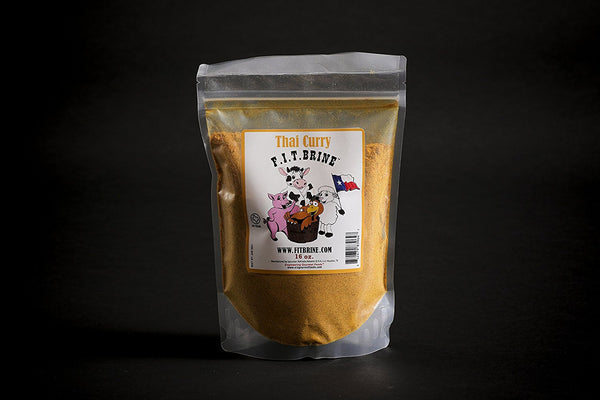 FIT Brine Thai Curry