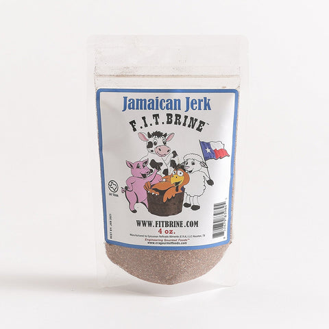 FIT Brine Jamaican Jerk